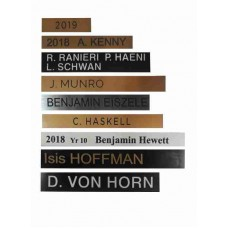 HONOUR BOARD TAGS